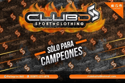 ClubD Sport Clothing
